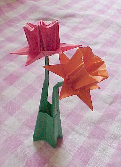 Joost Langeveld Origami Page | 560x408